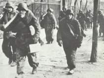 Grenadiere in Budapester Vorstadt