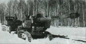203-mm-Haubitze Modell 1931