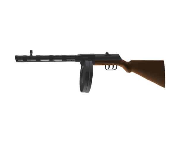 Schpagin PPS-41