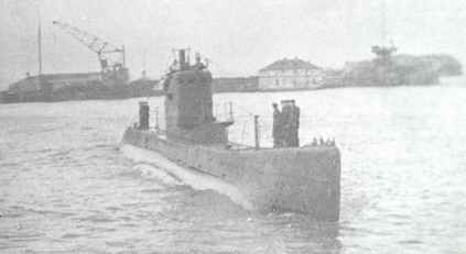 SC 307 konnte das deutsche U-Boot U-144 versenken