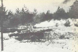 Flammenwerfer-Panzer OT-130