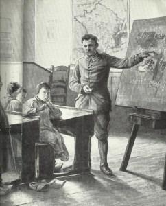 Deutschunterricht im besetzten Frankreich