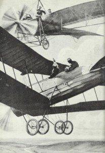 Kampf in den Lüften 1914/15