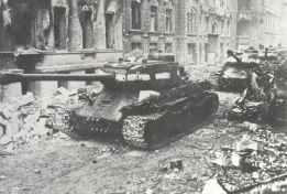 JS 2 des 85.schweren Panzer-Regiments
