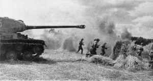 schwerer Panzer Josef Stalin 2