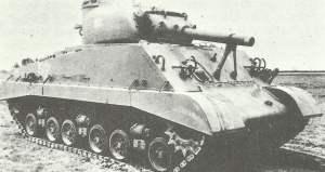 M4 (105mm) HVSS Sherman