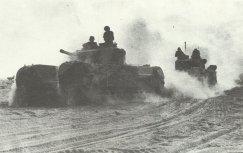 Churchill-Panzer bei El Alamein