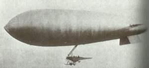 'SS'-Klassen-Luftschiff