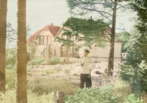 geräumtes finnisches Anwesen