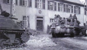 M7 105-mm HMC in Limburg