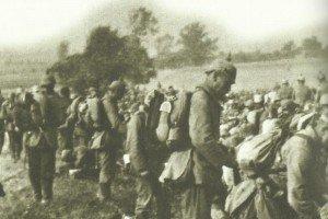 Deutsche Truppen an der Ostfront