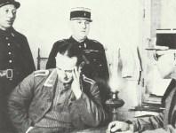Überlebender eines deutschen Fernaufklärers
