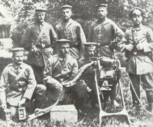 Maschinengewehr-Scharfschützen-Kompanie
