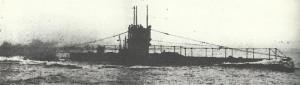 E-Klassen-U-Boot