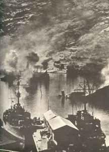 Erste Schlacht von Narvik