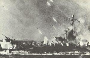 Raketenbeschuß von Okinawa