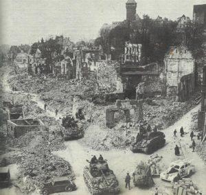 US-Truppen in Nürnberg
