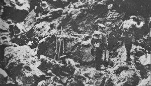 Schlacht um die Hügel von Aubers