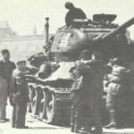 T-34 in Prag
