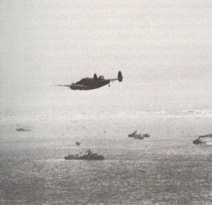 Hudson Aufklärungsbomber des RAF-Küstenkommandos