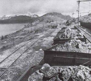 Erzbahn von Narvik