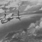 B-24 über Balkpapan
