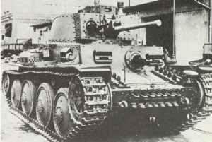 neuer Panzer 38 (t) Ausf.G