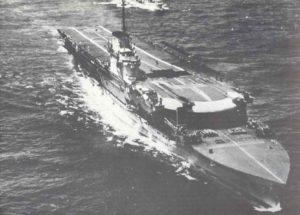 Flugzeugträger Glorius