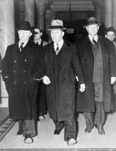 Buchalter und Hoover