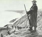 Freiwillige der britischen Home Guard