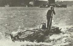 englisches Klein-U-Boot