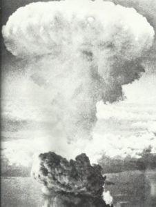 Atompilz über Hiroshima