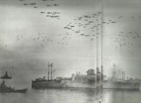 alliierte Flotte vor Tokio