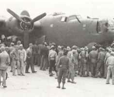 US Army Air Force bei Kriegsbeginn