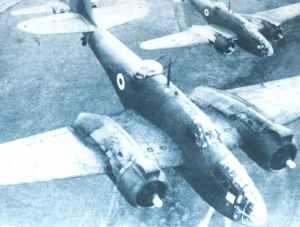 Baltimore Mk IV Bomber des Stormo Baltimore