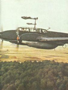 Formation von Bf 110