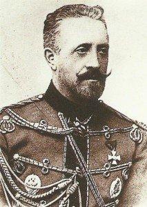Großfürst Nikolaj Romanow