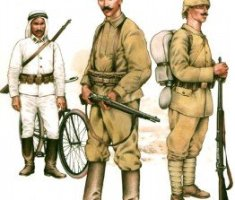 Türkische Armee 1. Weltkrieg
