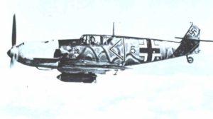 Bf 109 E-4/B