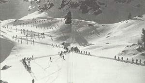 Alpini-Truppen Dolomiten