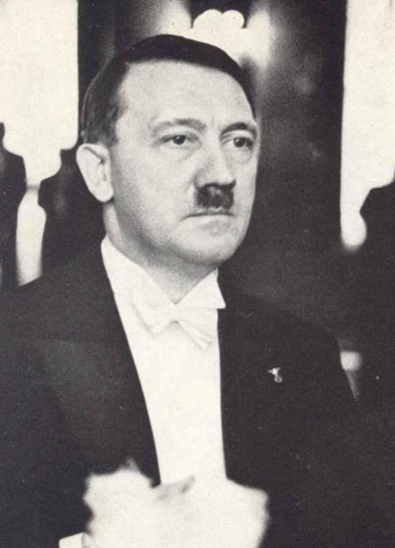 adolf hitler - Hitler Lebenslauf