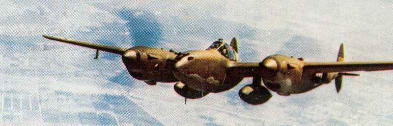 P-38 F Lightning