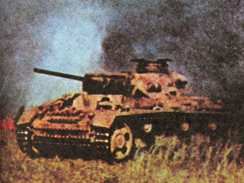PzKpfw III bei Kursk