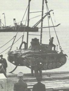 Pzkpfw III Tauchpanzer