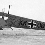 Fw 58G-1 'Leukoplast-Bomber'
