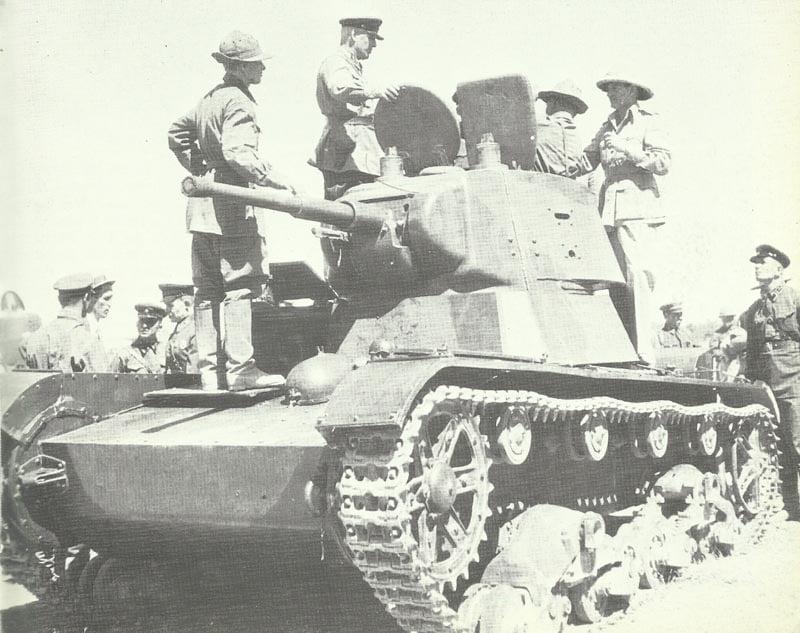 T-26S Model 1939