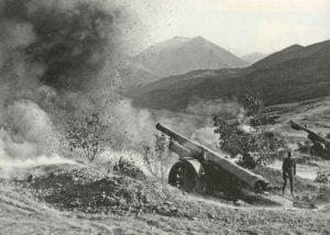 Batterie Kanonen 149/35