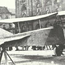 Albatros B.I Doppeldecker