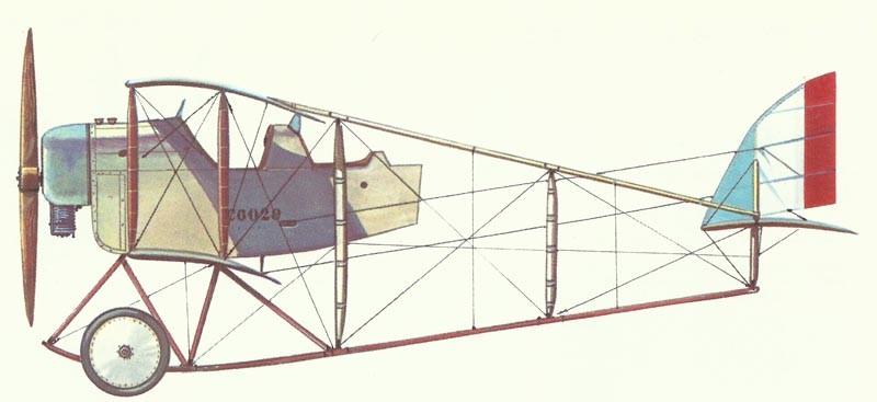 Caudron G IIIA-2