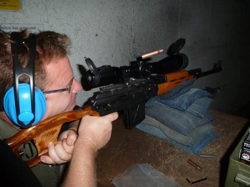 Dragunow-Scharfschützengewehr